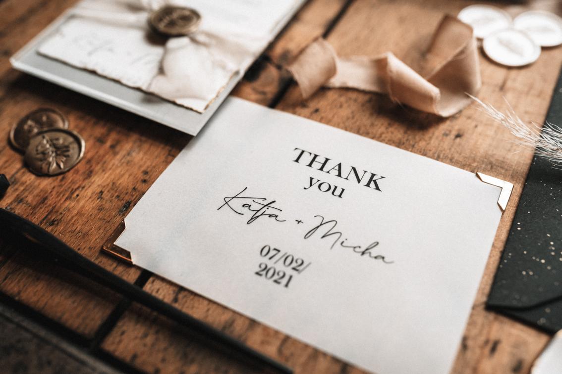 Dankeskarten
